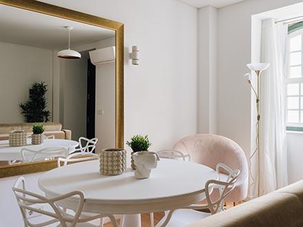 Apartamento com 1 quarto - standard